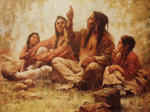 Message de sagesse amérindienne 1