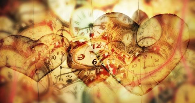 Quand le temps n'existe pas... 1