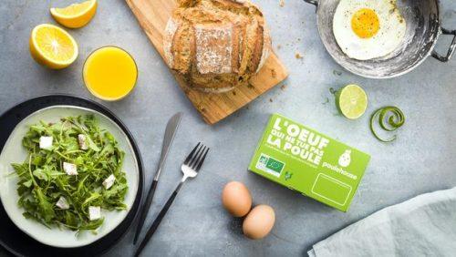 Poulehouse, la start-up des œufs éthiques