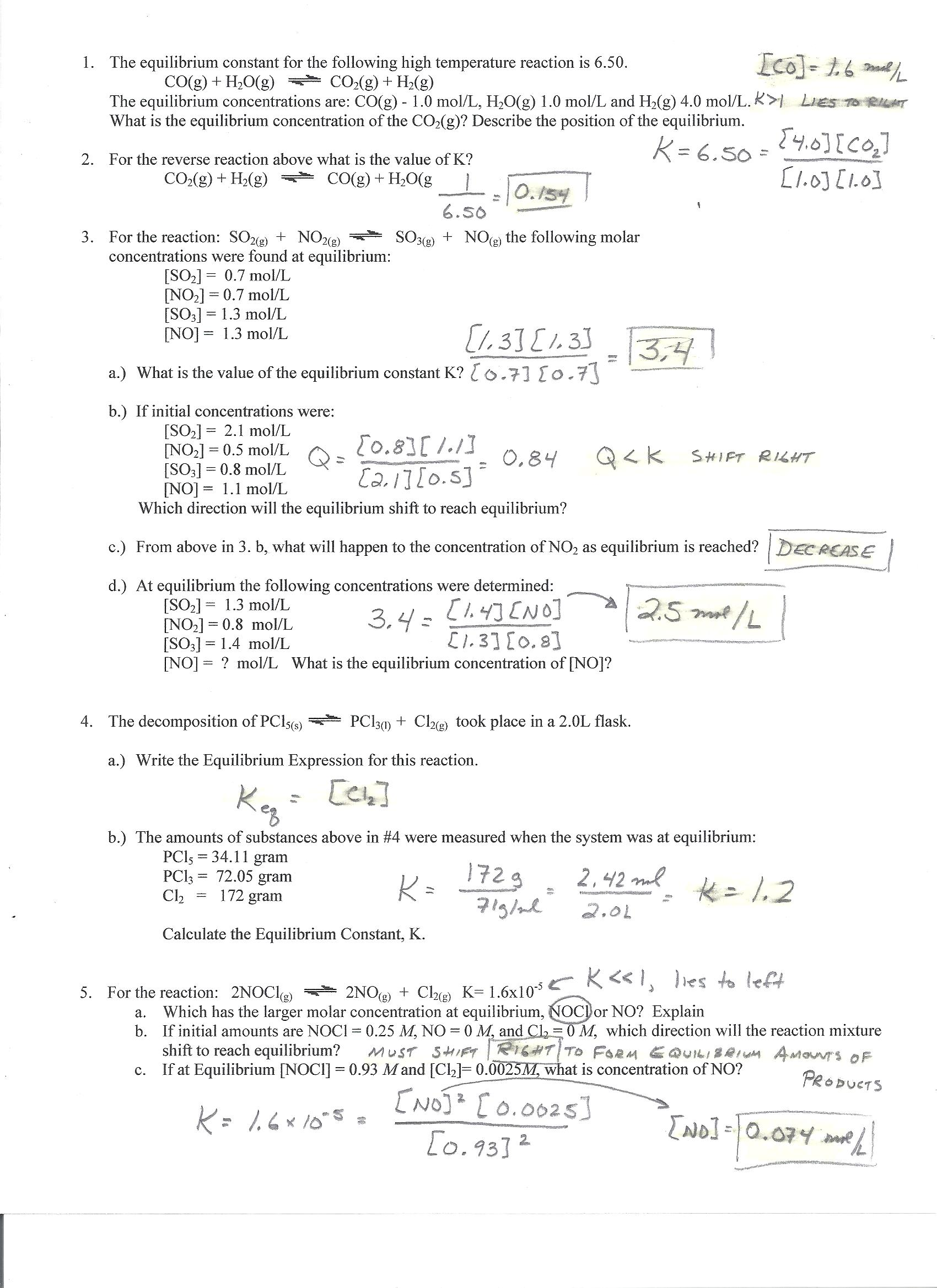Decay Practice Worksheet 1