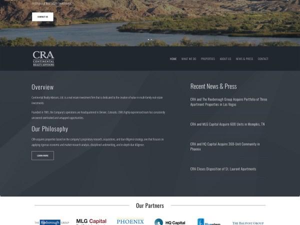 Real Estate Web Design Denton Texas