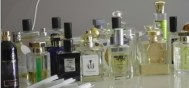 And even more perfume...