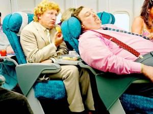 Etika Saat Berada di Dalam Pesawat Terbang