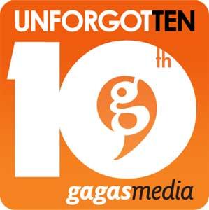 Untuk #unforogotTEN Gagas Media dari Seorang NaraBlog