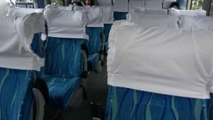 Kenyamanan Bus Big Bird