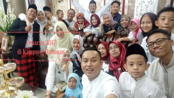Lebaran 2017 di Kampung Halaman