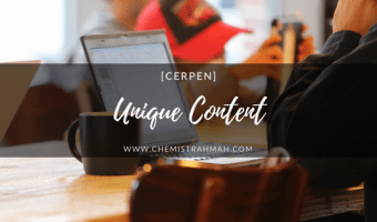 [Cerpen] Unique Content