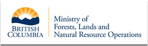 Logo: BC Ministry of Forests
