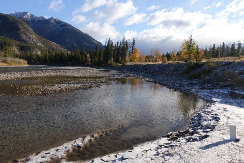 River PAHs: Fall Sampling in the Rockies