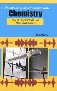 A Handbook of Spectroscopic Data