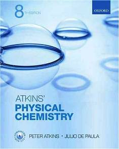 Free download atkins physical chemistry chemistry atkins physical chemistry fandeluxe Choice Image