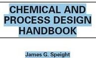 Chemical and Process Design Handbook