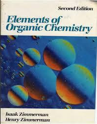 Elements of Organic Chemistry