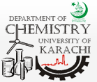 Department of Chemistry, University of Karachi