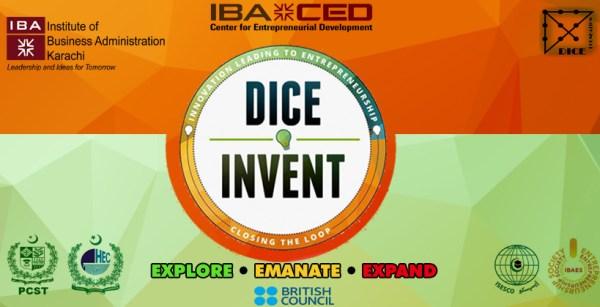 DICE INVENT 2014 Organizer