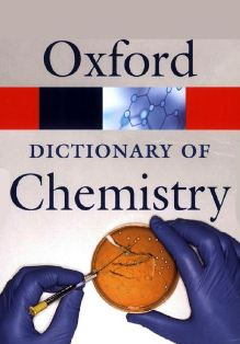 Oxford Chemistry Dictionary