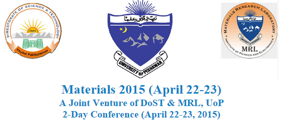 Materials 2015 Conference