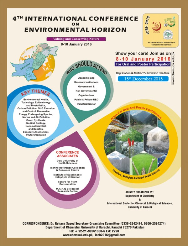 4th International Conference on Environmental Horizon
