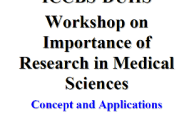 Importance of Research in Medical Sciences