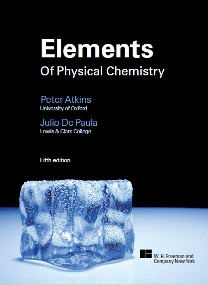 Physical Chemistry 4th Edition Textbook Solutions