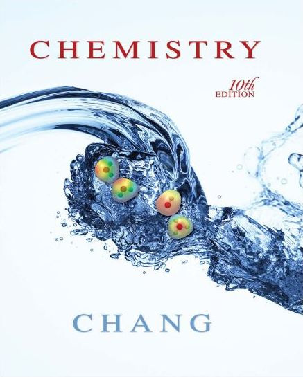 Raymond Chang Chemistry 12th Edition Pdf