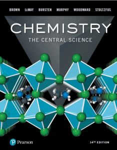 Chemistry The Central Science 14th Edition