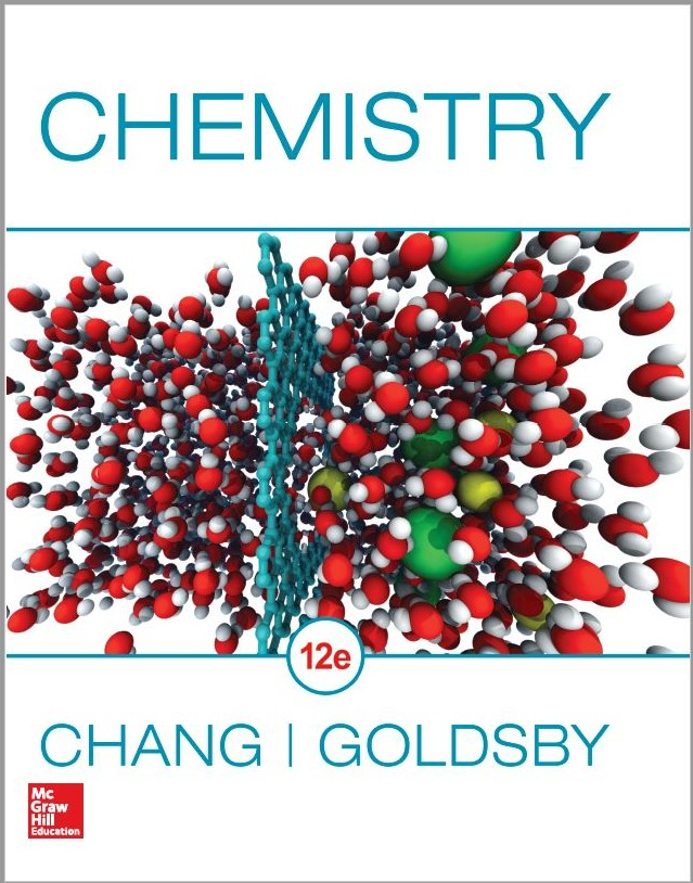 Free Download Chemistry 12th Edition By Raymond Chang And Goldsby Chemistry Com Pk