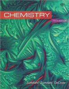 Free Download Chemistry 10th Edition By Zumdahl, Zumdahl and DeCoste