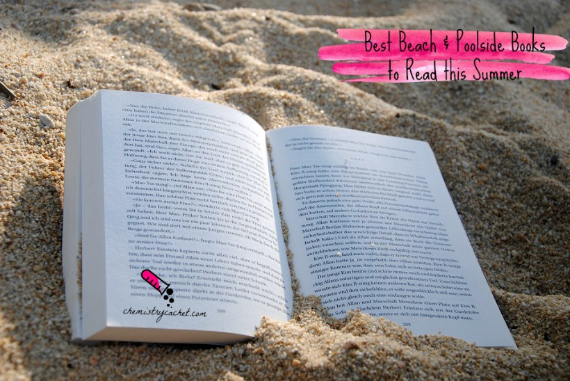 The BEST beach and poolside books to read this summer