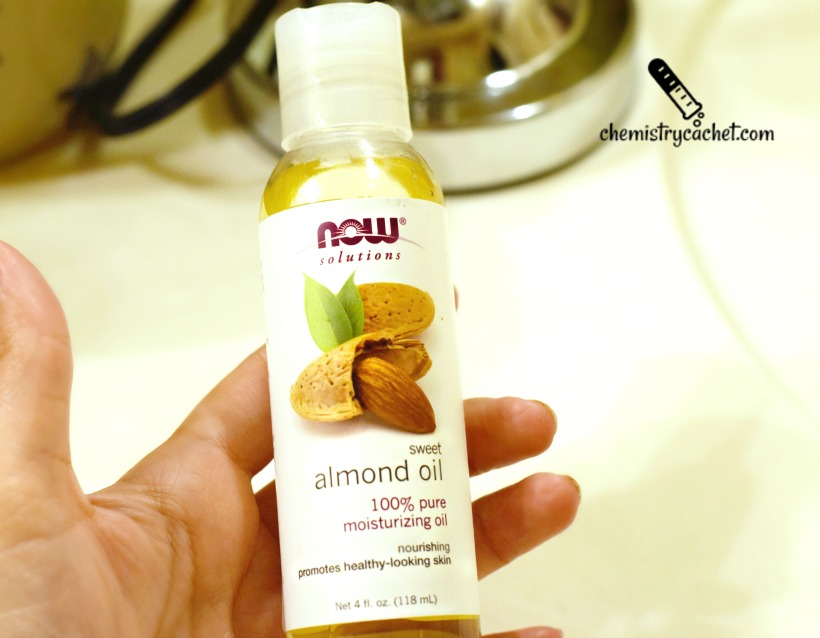 Chemistry Hacks for Beauty The Amazing Benefits of Almond Oil for Skin. Learn the beauty secrets of almond oil on chemistrycachet.com