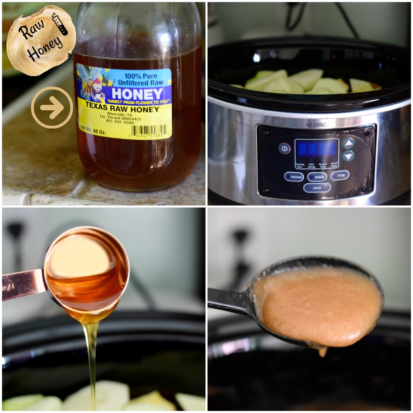 How to make thick healthy apple butter in crockpot