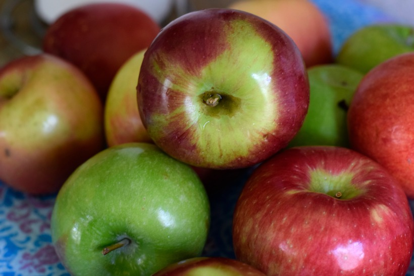 Thick Healthy Apple Butter