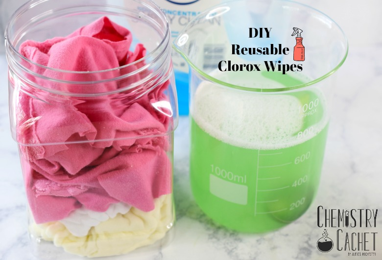 Diy Reusable Clorox Wipes That Really Match The Original