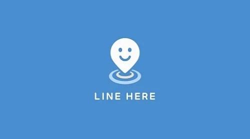 LINE HERE