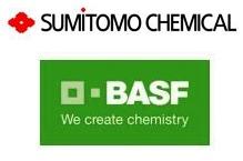 Sumitomo & BASF Collaboration