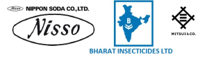 Bharat Insecticide,Mitsui,Nippon,,Nisso