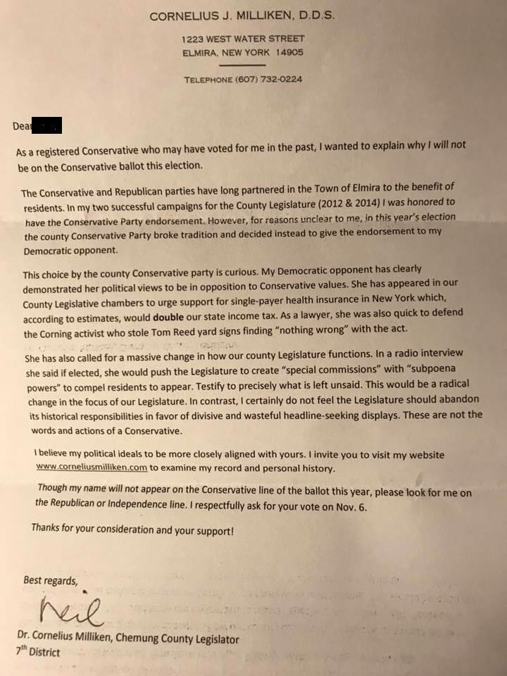 Neil Letter