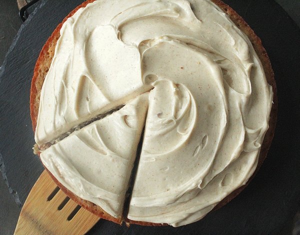 bananaEasy Banana Cake Recipe with Brown Butter Cream Cheese Frosting | Chenée Today
