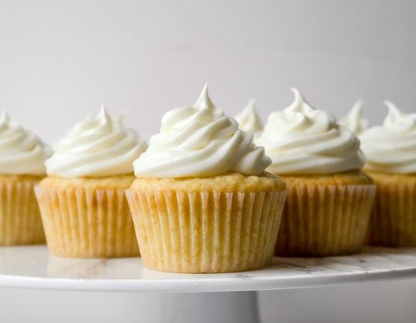 lavender lemon cupcakes recipe