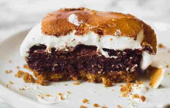 S'mores Brownies