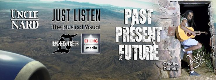 past present future cd cover with uncle nard