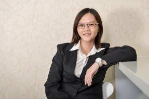 Catherine Tan Thiam Lee, Senior Manager and Corporate Advisor of Indah Group