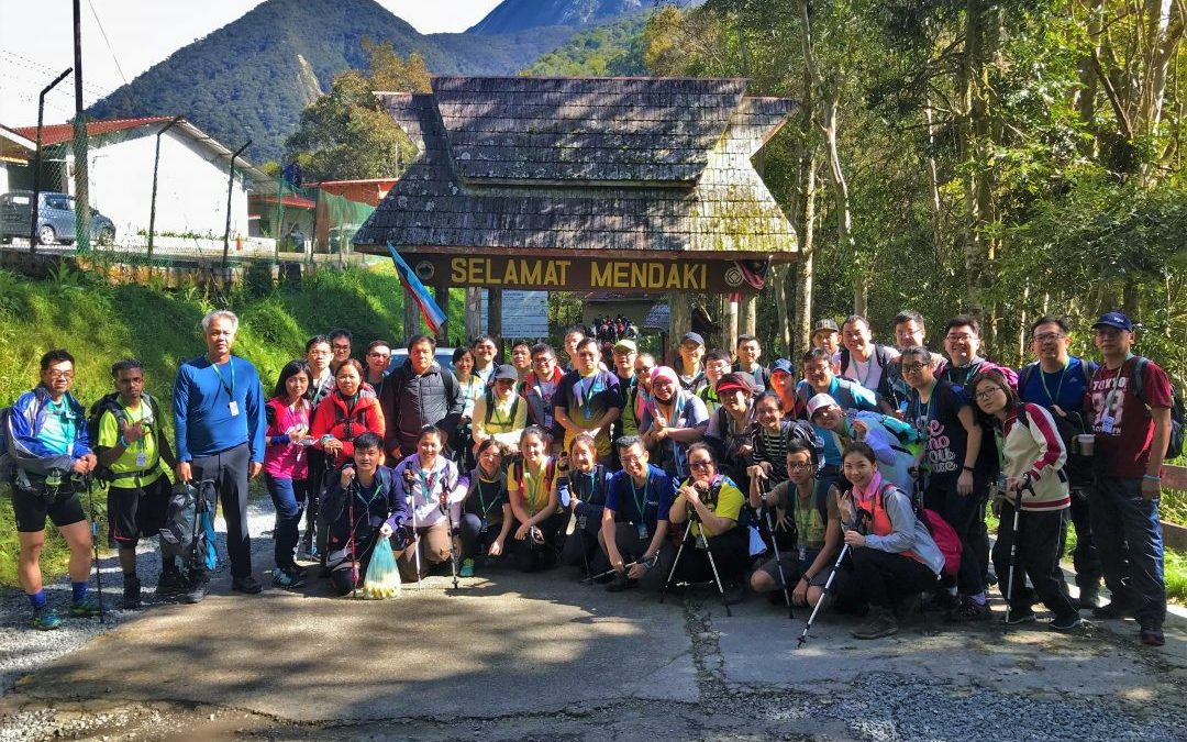 Cheng & Co Conquering Mount Kinabalu 2018 – Mark of 25th Anniversary