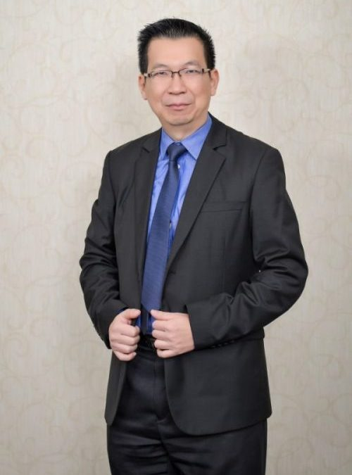 25th Anniversary Message From Mr. Stephen Hong Thuan Boon