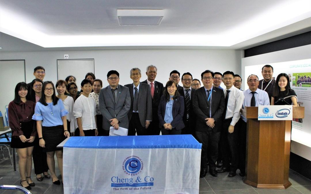New Cheras Branch Underlines Vision 2020