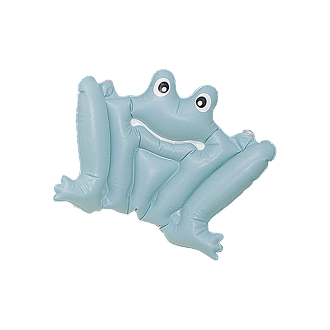 Cute animal design bath cushion / pillow. Allows you to fully relax in the bath.