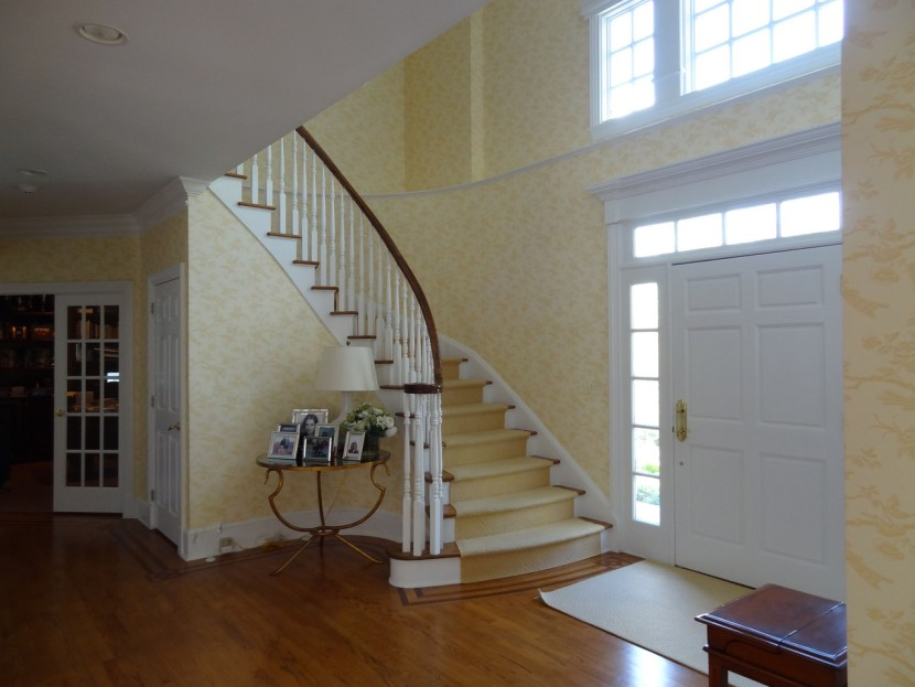 old front hall