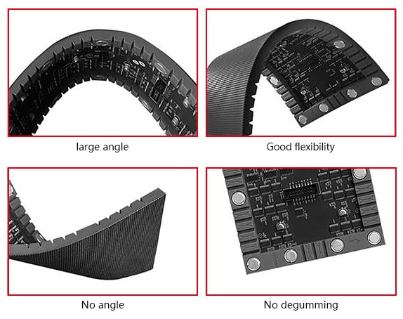 Flexible LED Modules