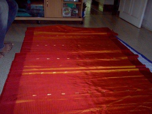 Silk saree (c)ramaswamyn.com