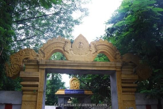 DPC - Thiruvalluvar Temple Arch